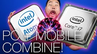 Nokia N1 Tablet, Intel joins PC + mobile CPU divisions, HP Envy X2