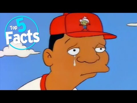 Top 5 Major League Baseball Facts