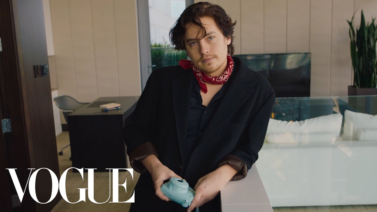 73 Questions With Cole Sprouse | Vogue