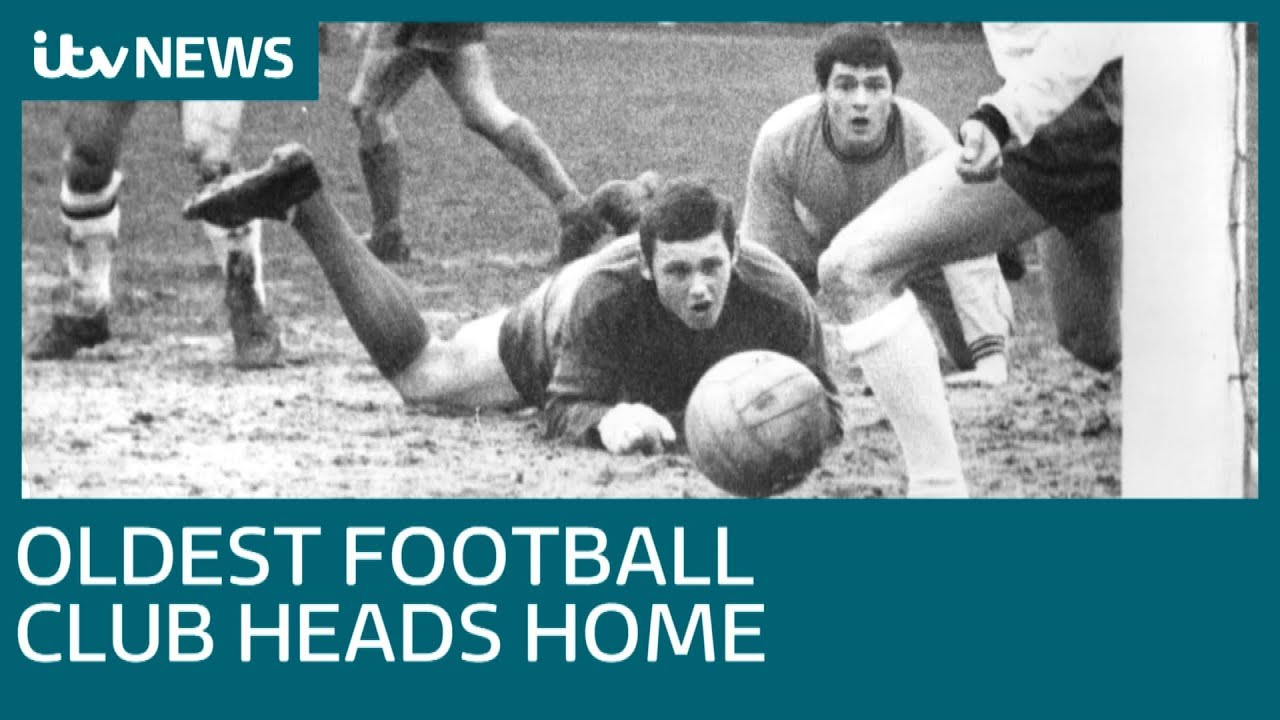 London's oldest football club, Cray Wanderers, heads home   ITV News