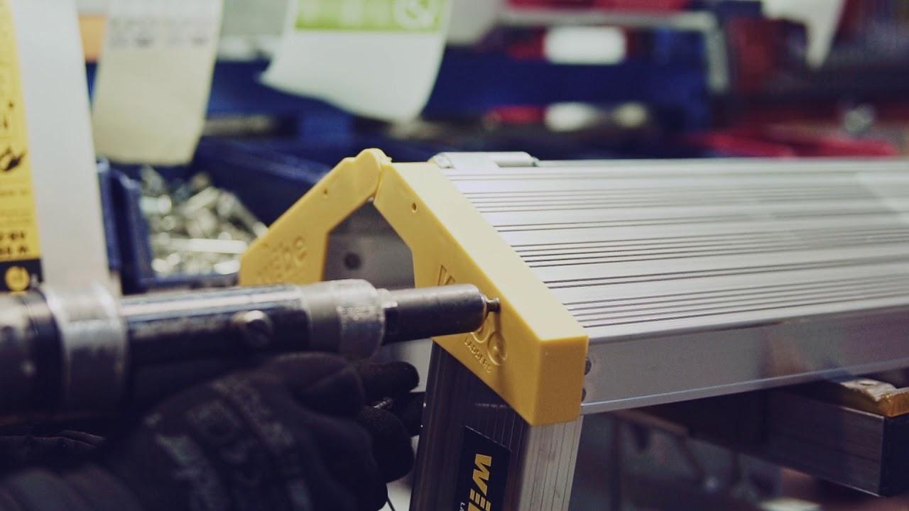 Wibe Ladders Made In Nassjo 55ab Youtube Moderbolag är fastica holding ab och koncernmoderbolag är ica handlarnas förbund. youtube