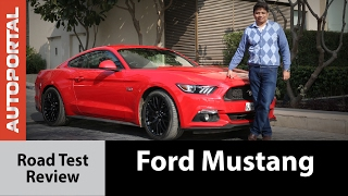 Ford Mustang Test Drive Review - Autoportal