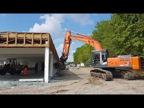 Abbruch ASAG Autohaus Bad Säckingen