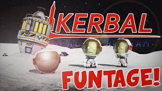 Kerbal Space Program - Funtage - Journey Into Space