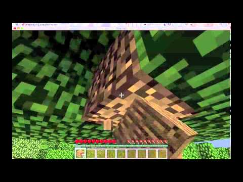 Minecraft - How to make basic wooden weapons