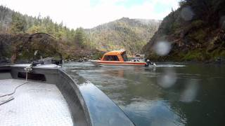 2012 Rogue River PJBA Jet Boat Run, Devils Staircase - GoPro