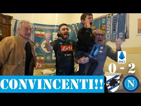 Sampdoria - Napoli 0-2 11-04-2021 (Casa Cuomo)