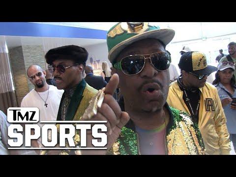 Conor vs. Floyd Will Be Hookerpalooza in Vegas, Says Don 'Magic' Juan | TMZ Sports
