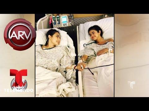 Selena Gomez se sometió a un transplante de riñón | Al Rojo Vivo | Telemundo
