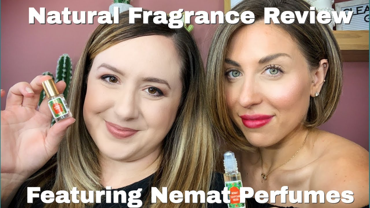 Best Natural Perfumes 2019 Best Natural Perfume Review (2019) Featuring Nemat Perfumes!   YouTube
