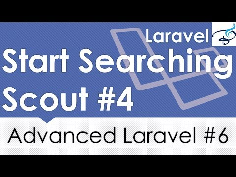 Repeat Advanced Laravel | Get Search Result | Laravel Scout