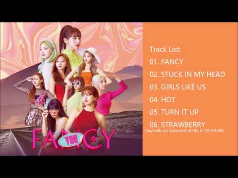 TWICE트와이스 - TWICE The 7th Mini  &39;FANCY YOU&39;