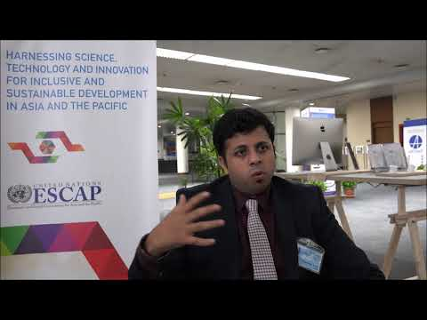 Voices from the Fifth Asia-Pacific Trade and Investment Week: Syed Musheer Ahmed