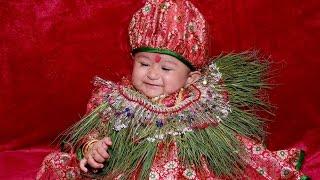 Rice Feeding Ceremony    Highligits    Ashmi Shrestha    Rajan Kafle Photography