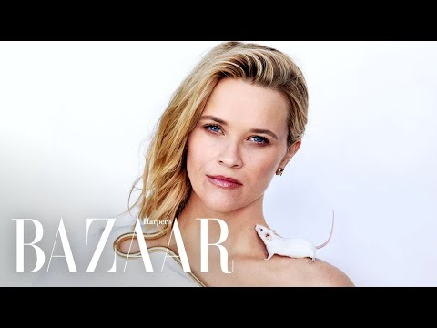 Reese Witherspoon on Her Favorite Books and Turning Books into Films | Harper's BAZAAR