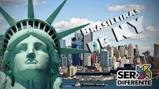 BORBOLETAS DE NYC - Programa Ser Diferente