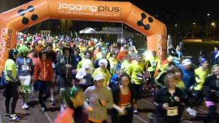Hype Pop Run de Nivelles - 28 novembre 2014