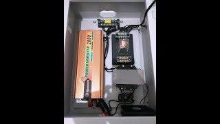 Cara Memperbaiki Power Inverter yang Rusak dan Fault indikator menyala