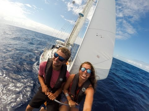 #ProjectPacific: Sailing Offshore from Hawaii to Vancouver Island