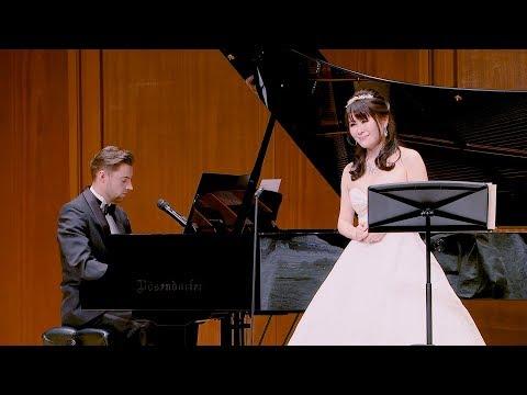 Yoko Maria soprano singer Lullaby Original 女性ソプラノ歌手 ヨーコ・マリア 女性オペラ歌 Japan, piano : Gijs van Winkelhof