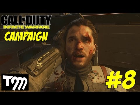 Call of Duty INFINITE WARFARE Campaign Walkthrough #8