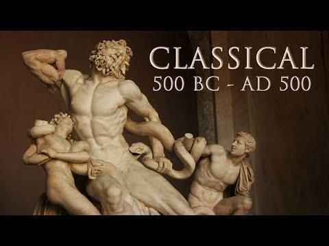 "500 B.C. - A.D. 500: ""Classical"""