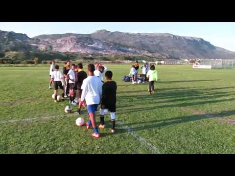 South Africa: Under 12/13 Training (Hybrid Video)