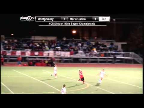 Soccer - Montgomery vs. Maria Carrillo
