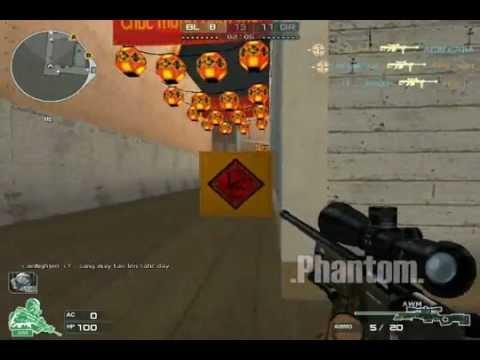 Cách bắn Sniper nhanh không cần đổi tay - không Delay ( AWM )
