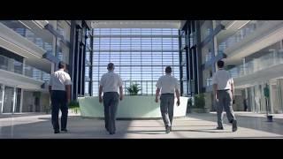 видео Офисный парк