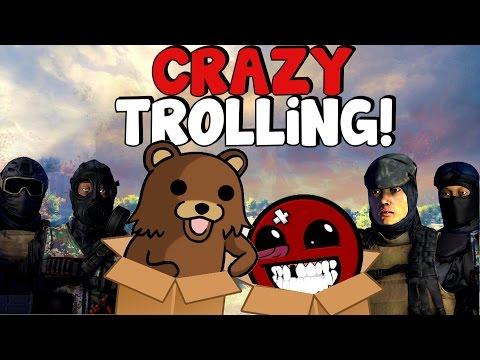 BF4 - Crazy Trolling!