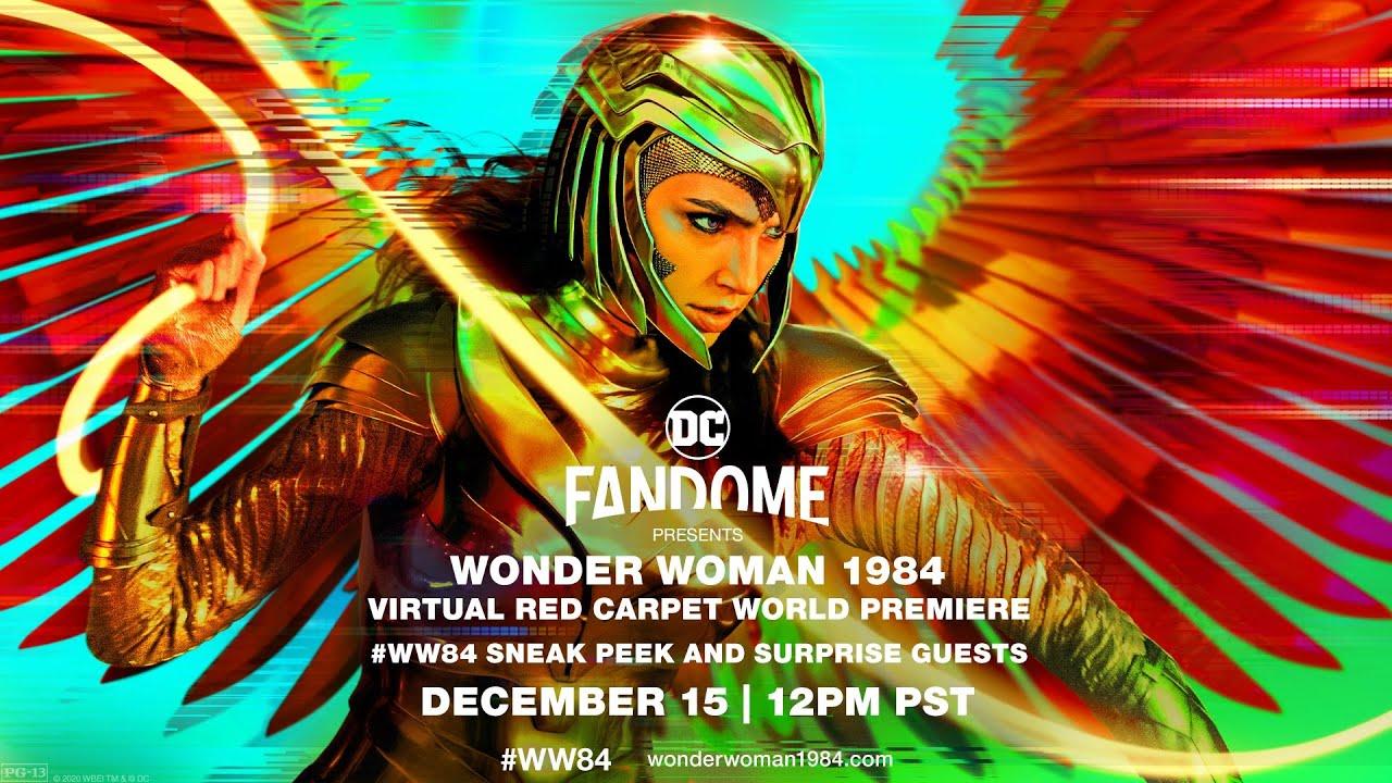 Download DC FanDome presents: WW84 Virtual World Premiere