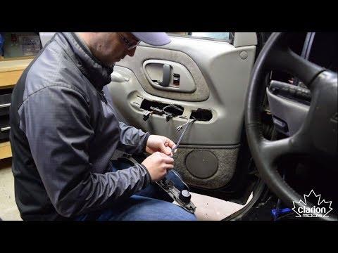 Clarion Mods Silverado Doors, Dash And Wiring - #4