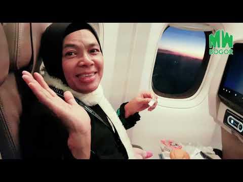 Perjalanan Umroh TM Wisata 20-28 Desember 2019.