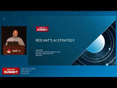 Red Hat's AI strategy