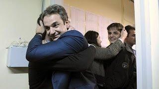 Grécia: Conservadores elegem novo líder após 4 derrotas eleitorais consecutivas