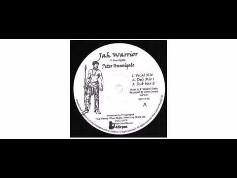 Peter Hunningale - Jah Warrior - 12
