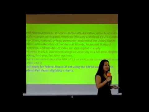 2015 McDonald Education Workshop- 3) Speaker Stacy Lewis