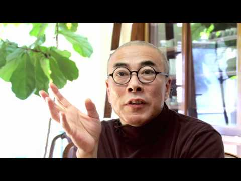Interview with Gu Wenda on Chinese contemporary art in the 1980s, by Asia Art Archive