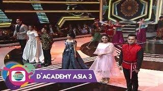 Highlight D'Academy Asia 3 - Konser Wildcard Final
