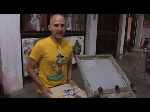 Cuba's nostalgia for Soviet cartoons now on T-shirts