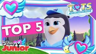 Download 💖 How To Overcome Challenges | T.O.T.S. | Disney Junior UK