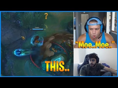 When Yassuo was Tyler1's Teammate in a Solo Queue Match... | LoL Daily Moments Ep 604