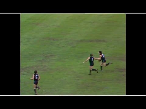 1981 Vfl Grand Final Carlton Vs Collingwood Extended Highlights Youtube