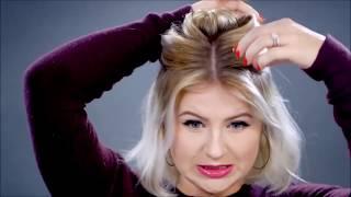 Kısa Saçlar İçin 10 Pratik Saç Modeli
