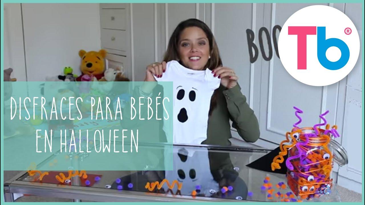 Disfraces para beb s en halloween todobeb youtube - Disfraces de halloween bebes ...