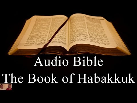 The Book of Habakkuk - NIV Audio Holy Bible - High Quality and Best Speed - Book 35