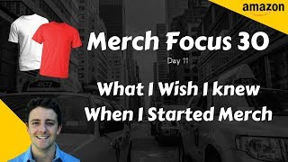 Lessons Learned From Selling 500 Products On Merch By Amazon