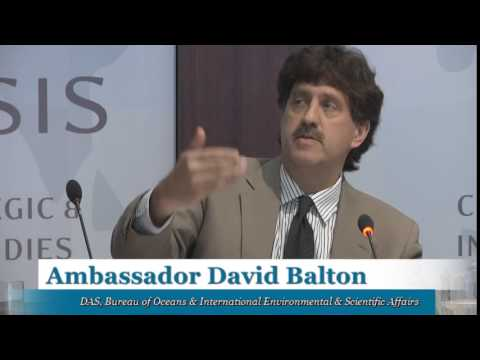 The Future of Arctic Cooperation: Panel 4
