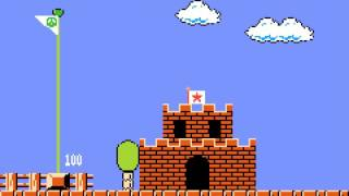 (TAS) Classic Nes - Super Mario Bros. GBA in  4:57.396